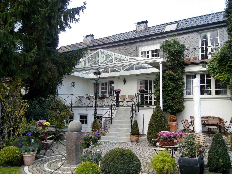 Überdachung in Gelsenkirchen (Objekt 1087).