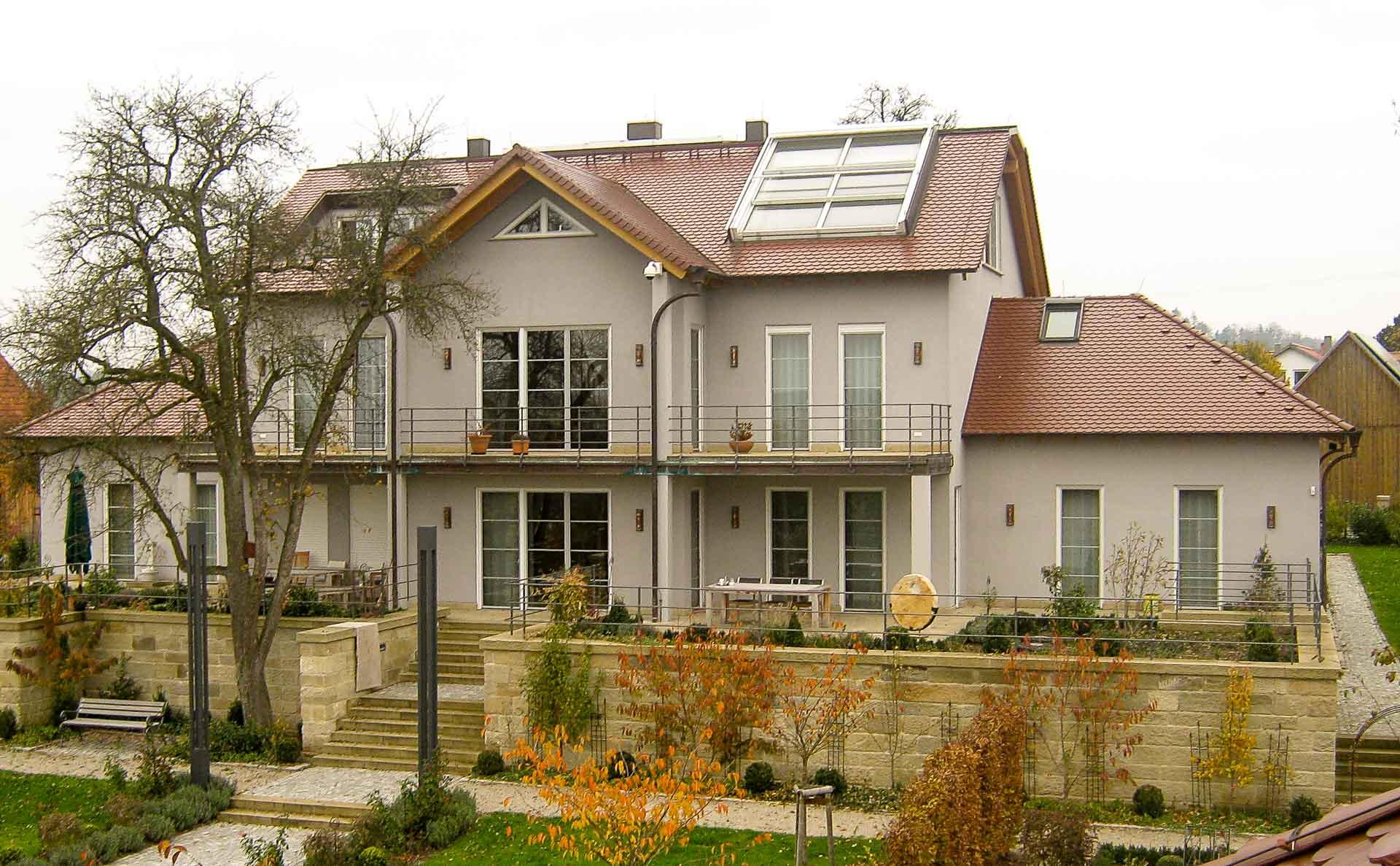 OpenAir Dachschiebefenster in Obersontheim (Objekt 1117). Statt Loggia - Raumgewinn durch OpenAir Dachschiebefenster