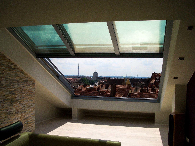 OpenAir Dachfenster in Nürnberg (Objekt 1119).