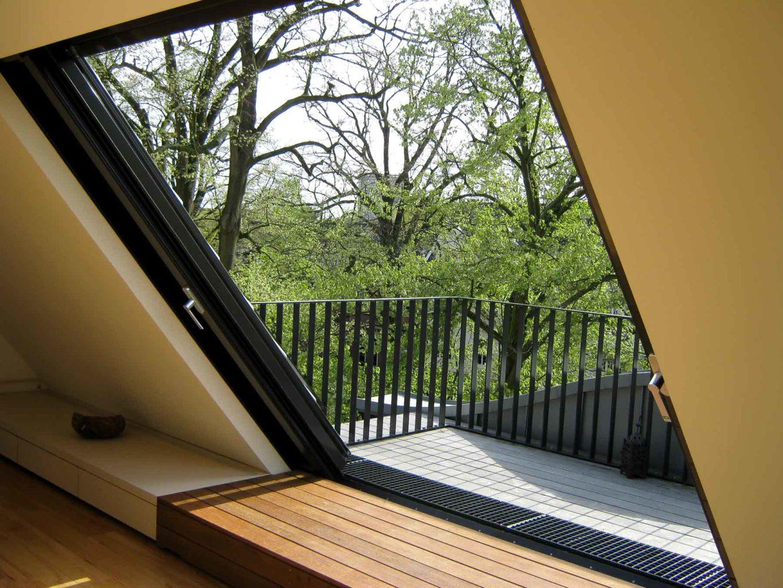 Panorma Dachschiebefenster in Krefeld (Objekt 1106).