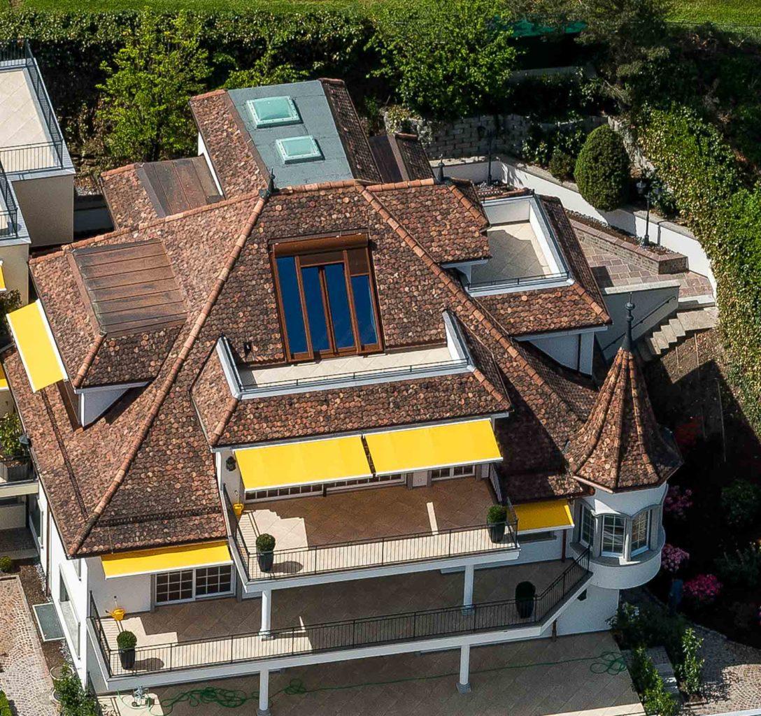Dachfenster Panorama in Küssnacht in der Schweiz (Objekt 1111).