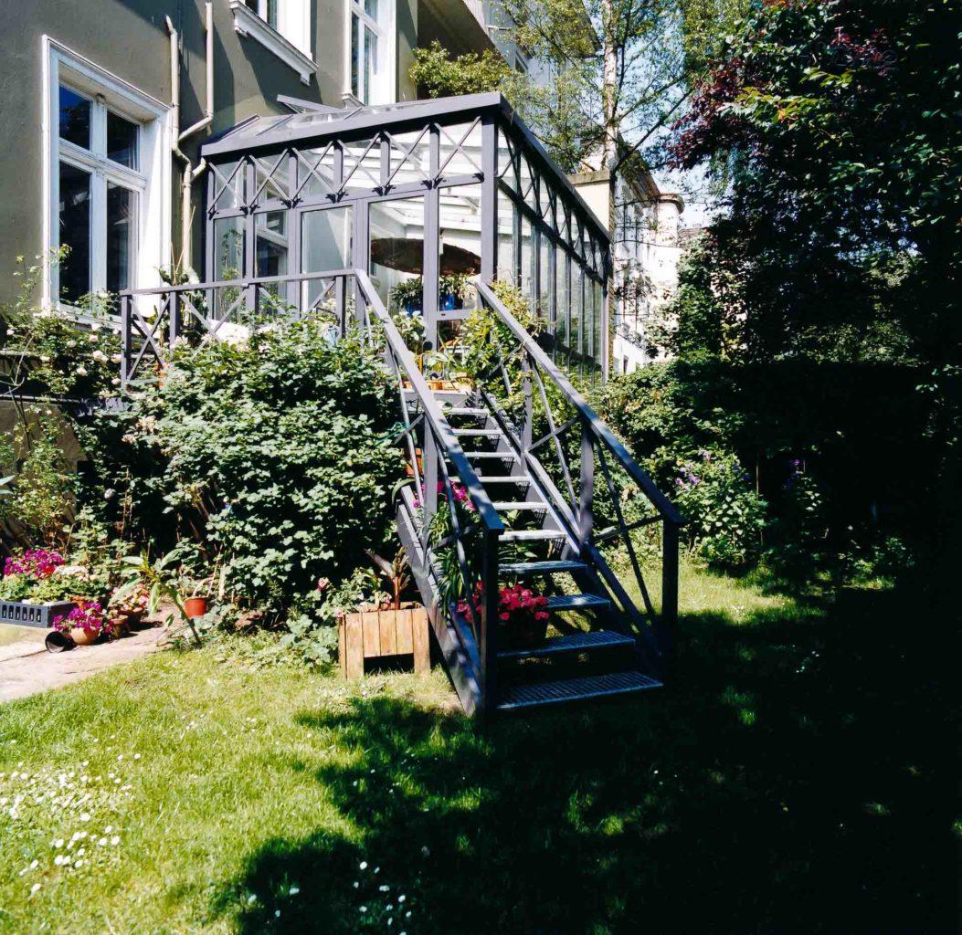 Wintergarten in Wuppertal (Objekt 723).