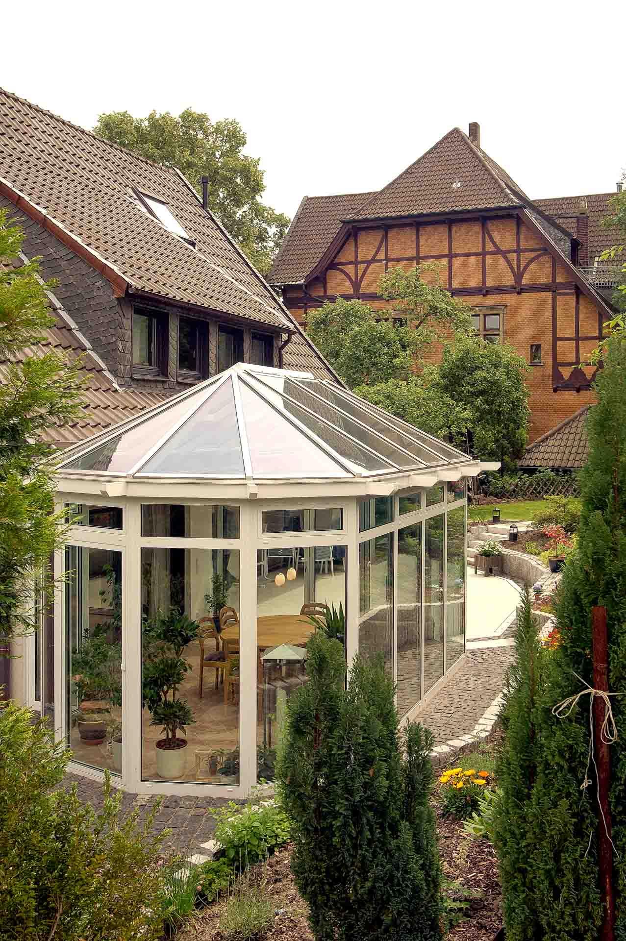 DecoArt Wintergarten in Velbert (Objekt 905).
