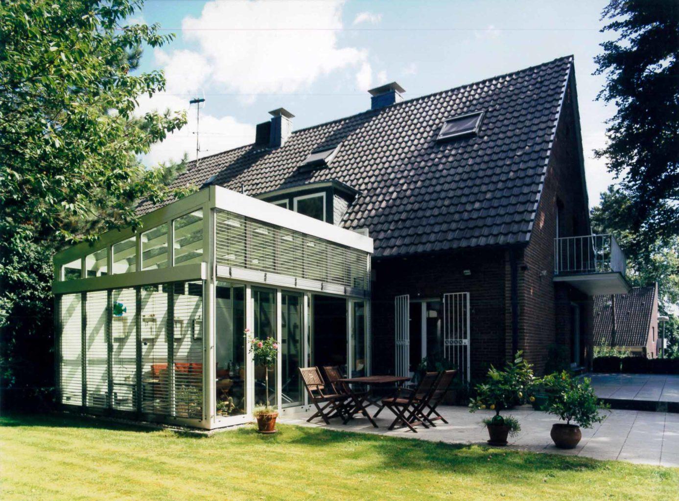 Wintergarten in Gelsenkirchen (Objekt 823).