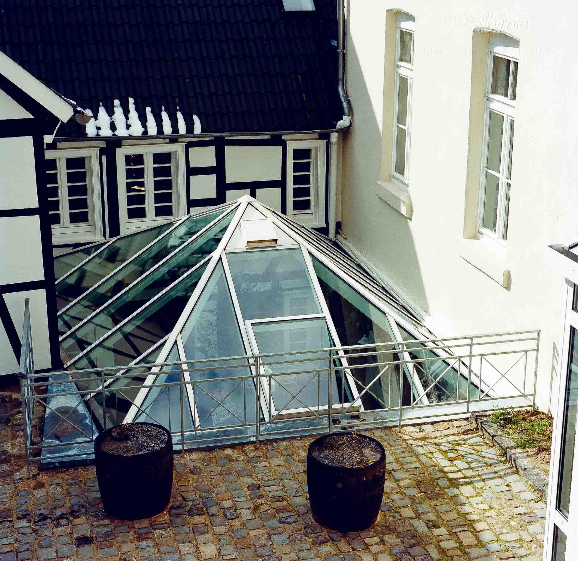 Lichtdach in Solingen (Objekt 448).