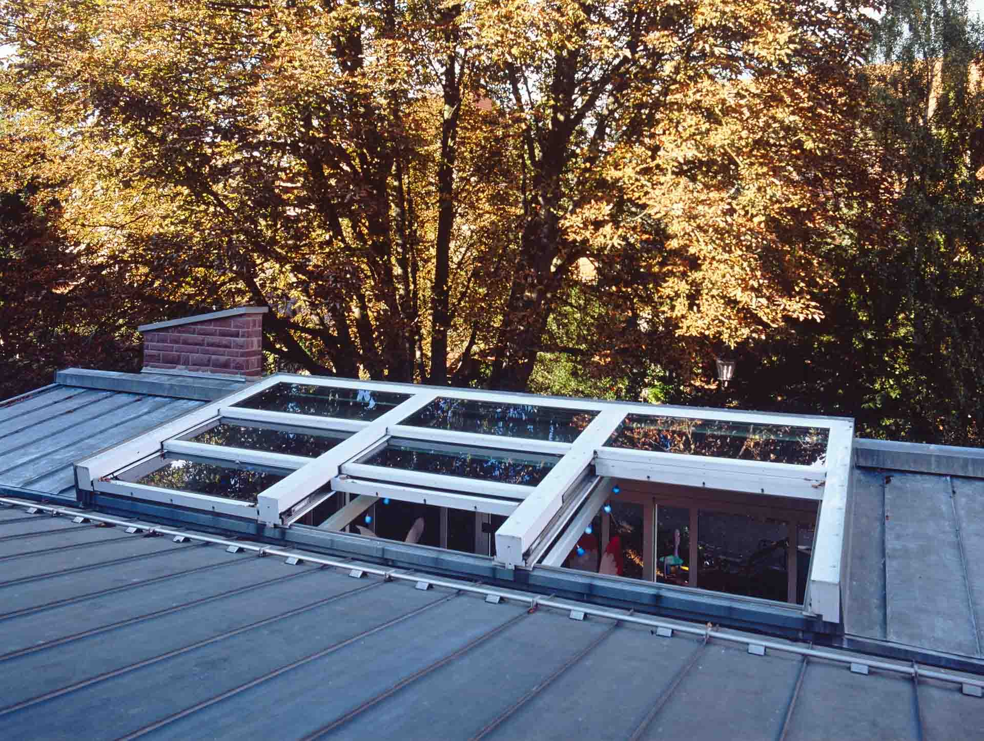 OpenAir Dachschiebefenster in Buchen (Objekt 871).