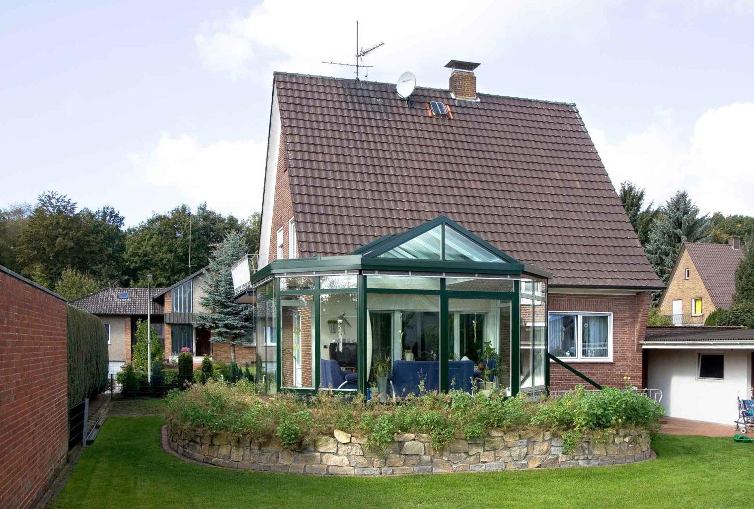 Wintergarten in Borken (Objekt 964).