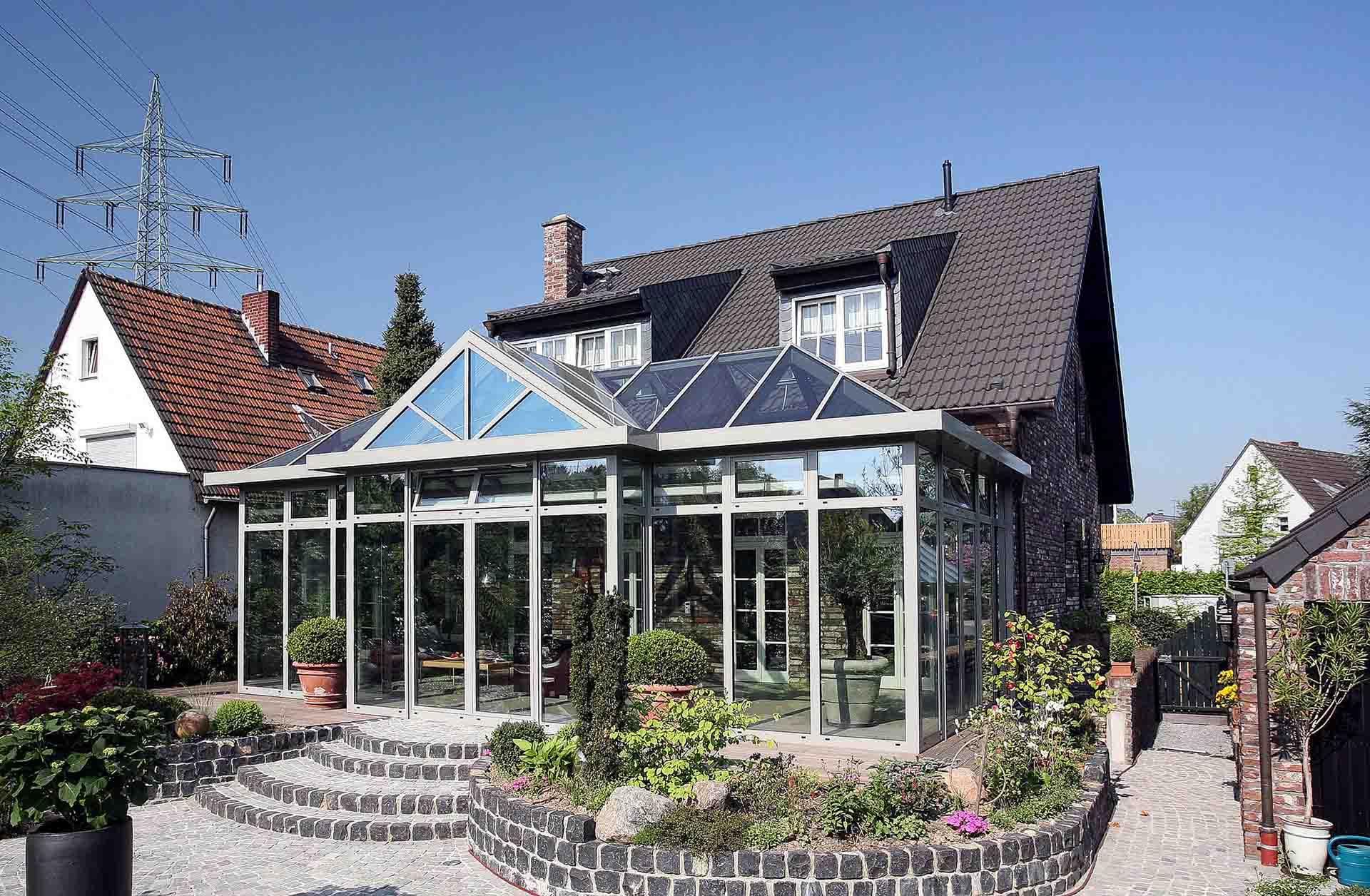 Wintergarten mit Sonnenschutzglas – Brutkasten ade