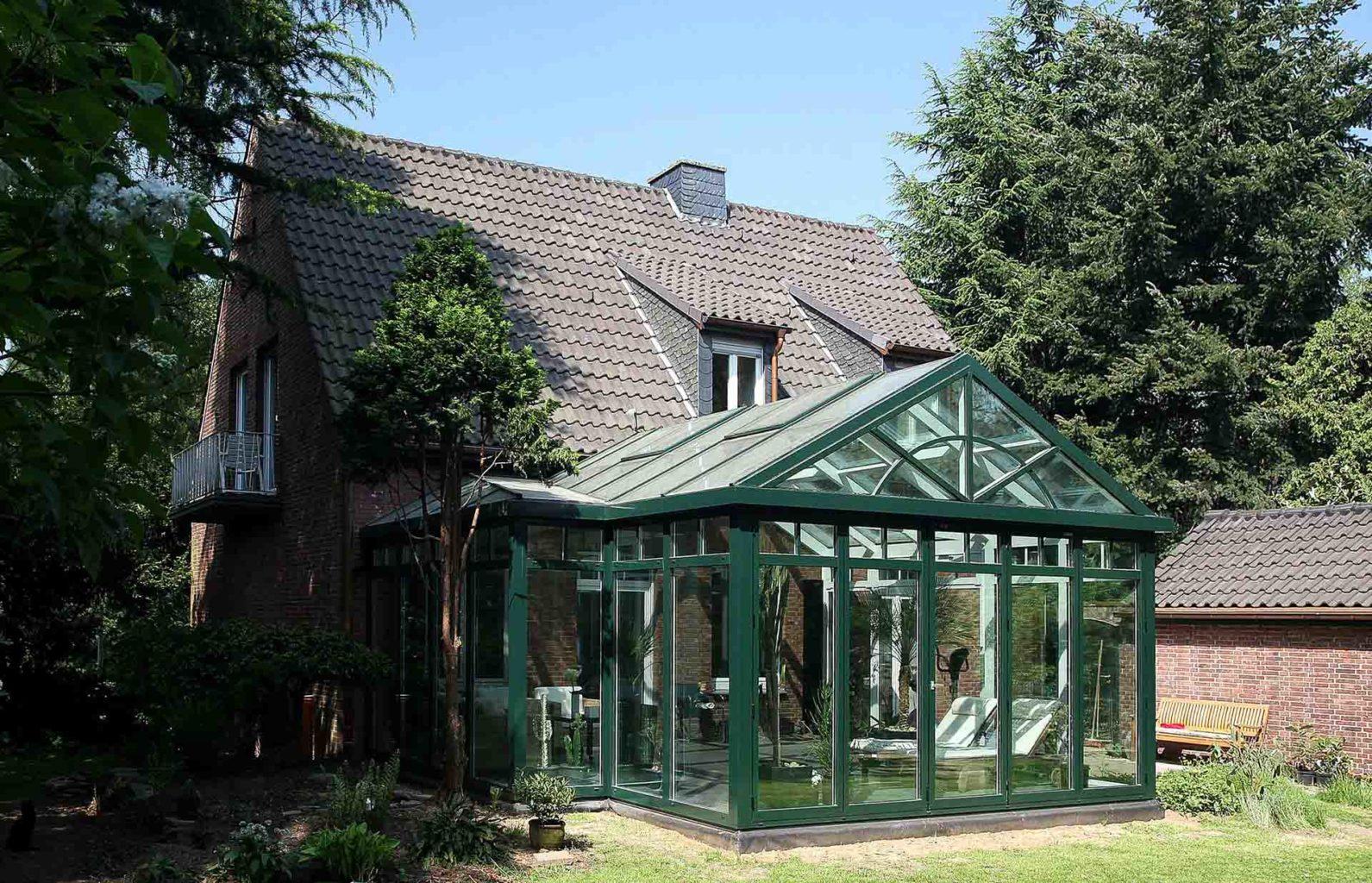 Wintergarten in Krefeld (Objekt 997).